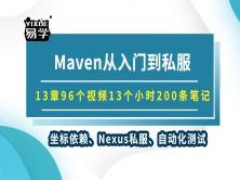 【笔记式】Java进阶Spring架构必备之Maven基础与提升大合集详细讲解(含200条笔记