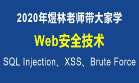Web安全技术(SQL Injection、XSS、Brute Force等)