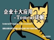 [张彬Linux]企业十大应用-Tomcat详解