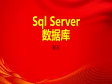 Sql Server数据库企业级应用