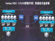 Veritas NBU (VSAN群集环境)数据级灾备部署