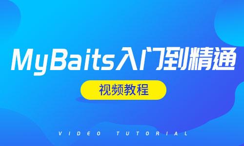 MyBaits 数据持久化ORM框架视频教程