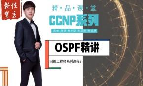 网络工程师CCNP专题系列③:OSPF路由协议详解【新任帮主】