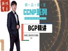 高级网络工程师CCNP专题系列12:BGP路由协议精讲【新任帮主】