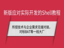 新版应对实际开发的Shell教程