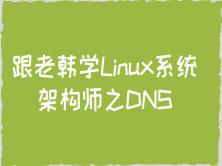 跟老韩学Linux架构架构师之DNS