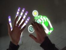 手势识别智能家居控制系统项目实训