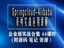 【四二学堂】Spring Cloud Alibaba系列实战应用讲解