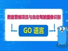 GO语言实战数据营销项目与自动驾驶图像识别