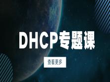 【太阁闫辉】DHCP专题课