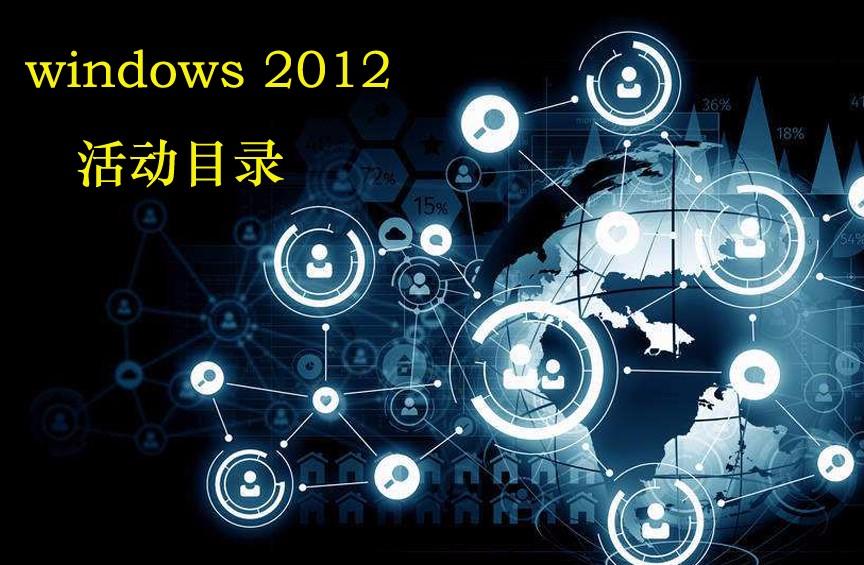 windows 2012 活动目录