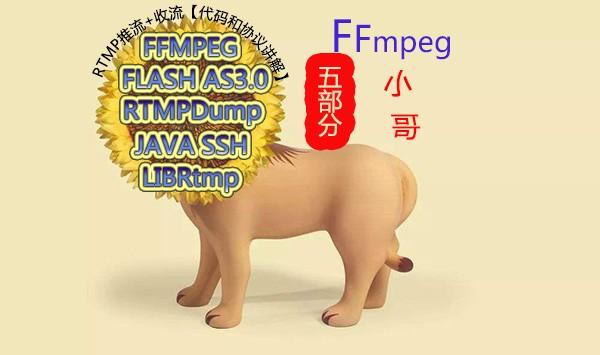 FFMPEG_RTMP协议_收流_推流