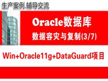 生产环境Win+Oracle11g+DataGuard容灾实施与维护_Oracle数据库容灾项目3