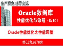 Oracle性能优化之性能调整与SQL优化_Oracle性能优化与故障诊断08
