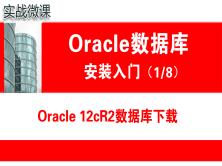 Oracle数据库下载(12.2)_Oracle安装入门_实战微课