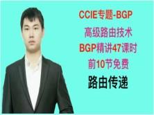 CCIE-专题-BGP视频课程(附PPT以及RFC文档)