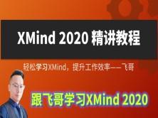 XMind 2020 精讲教程 ——飞哥带你提高工作效率