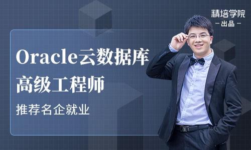 Oracle云数据库高级工程师