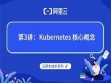 云原生技术第3讲:Kubernetes 的核心概念(阿里云 X CNCF)