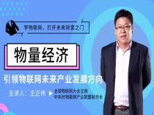 物量经济:未来物联网产业发展方向