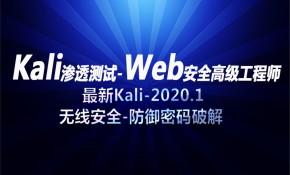 kali渗透测试/web安全/白帽子黑客/安全攻防/项目实战/无线安全深度解析