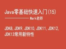 Java零基础快速入门-JDK8,9,10,11,12,13新特性