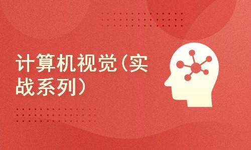 AI工程师-计算机视觉实战就业系列