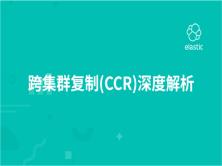 跨集群复制(CCR)深度解析