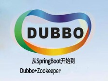 Dubbo+Zookeeper入门视频教程[IntelliJ IDEA版本]