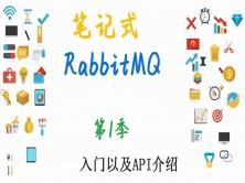 RabbitMQ基础与提升课程(第1季共6季)--RabbitMQ入门以及API介绍