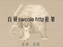 自研swoole http框架(第一季)