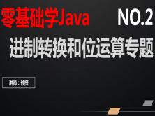 02Java进制转换和位运算专题