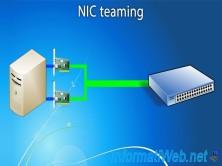 企业实战:虚拟化 网络冗余 NIC Teaming