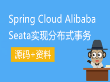 Spring Cloud Alibaba Seata实现分布式事务(附源码讲义)
