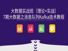 7期大数据之消息队列Kafka技术教程