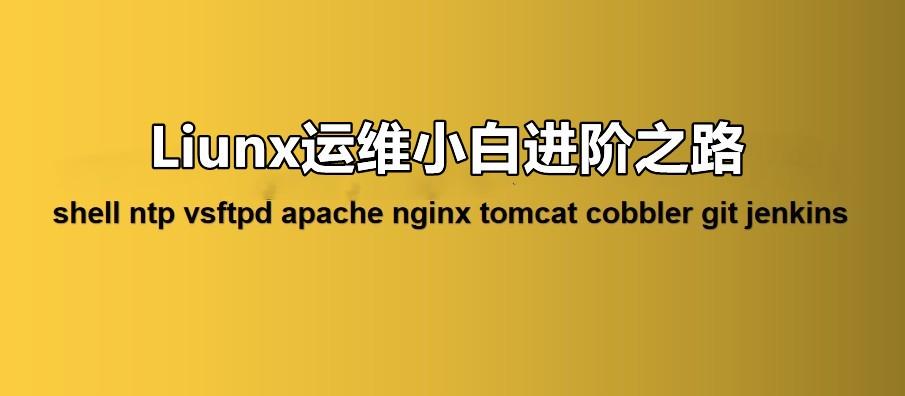 linux运维云计算:运维小白进阶之路-25天学习linux