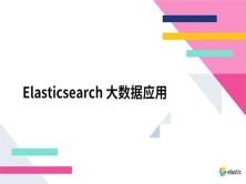 Elasticsearch 大数据应用