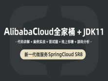 AlibabaCloud教程实战/Spring Boot/Spring Cloud/