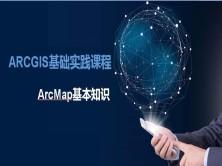 学ARCGIS--初识arcmap