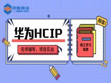 华为HCIP考证题库讲解