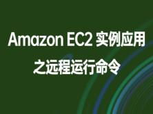 Amazon EC2 实例应用之远程运行命令