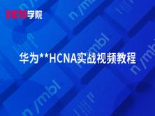 华为**HCNA实战视频教程