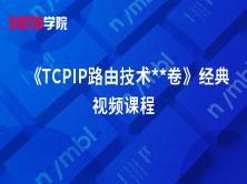 《TCPIP路由技术**卷》经典视频课程