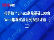 老男孩**Linux高级基础100台Web集群实战系列视频课程(二)