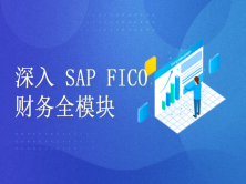 深入浅出学习 SAP S4 HANA FICO 财务全模块