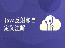 java反射和自定义注解