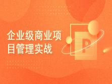 企业级商业项目管理实战【新】