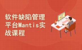 软件缺陷管理平台Mantis(螳螂)精品实战视频课程