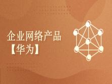 企业网络产品介绍【华为】
