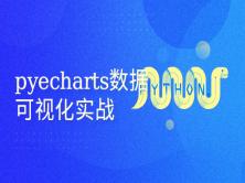 Python数据可视化pyecharts实战